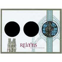 Avec les compliments de Philaposte REIMS 800e anniversaire