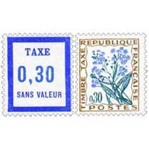 TAXE SANS VALEUR