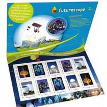 2012 Futuroscope, Terre d'aventures, terre de futurs…
