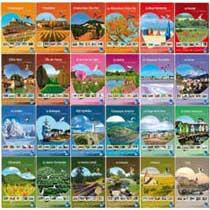 2012 Collectors des 24 régions