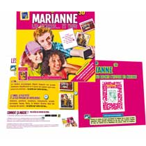 2013 Marianne nous raconte l'histoire des Marianne