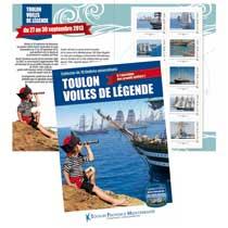 2013 Toulon Voiles de légende