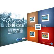 2014 Livret 1914-1918 1ER GUERRE MONDIALE