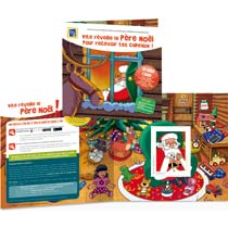 2014 Vite réveille le Père Noël pour recevoir tes cadeaux !