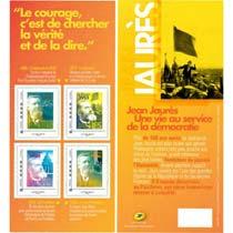 2016 Collector Jean Jaurès