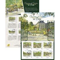 2017 Squares et jardins de Paris - été