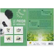 2019 Le Panda est herbivore