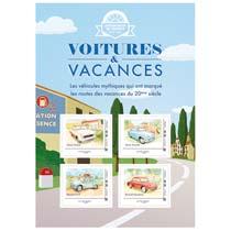 2020 Voitures & Vacances - Simca Ariane - Aronde - Renault 4 CV - Renault Dauphine