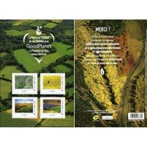 2021 La nature au cœur de vos envois avec GoodPlanet la Fondation de Yann Arthus-Bertrand.
