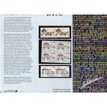 POCHETTE 1994 émission commune France - Belgique - Suisse