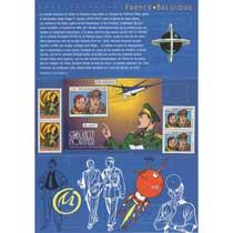 POCHETTE 2004 émission commune FRANCE-BELGIQUE