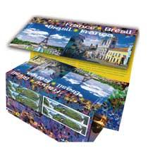 POCHETTE 2008 émission commune FRANCE - BRESIL