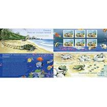 2014 France - pays de l'océan Indien - la tortue verte