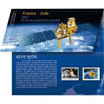 2015 France - Inde 50 ans de coopération spatiale