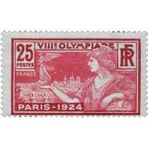VIIIe OLYMPIADE - 1924 PARIS