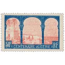 CENTENAIRE - ALGÉRIE