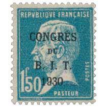 PASTEUR CONGRES DU B.I.T 1930