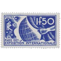 PARIS 1937 EXPOSITION INTERNATIONALE