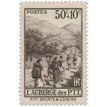 L'AUBERGE des P.T.T. P.T.T. SPORTS & LOISIRS