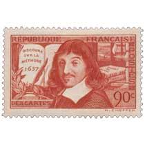 DISCOURS SUR LA MÉTHODE 1637 DESCARTES