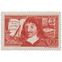 DISCOURS DE LA MÉTHODE 1637 DESCARTES