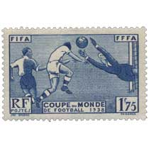 FIFA FFFA COUPE DU MONDE DE FOOTBALL 1938