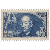 CLÉMENT ADER 1841-1925 PRÉCURSEUR DE L'AVIATION,