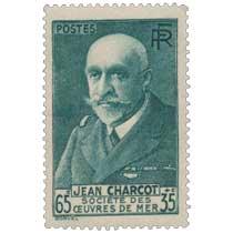 JEAN CHARCOT SOCIÉTÉ DES ŒUVRES DE MER