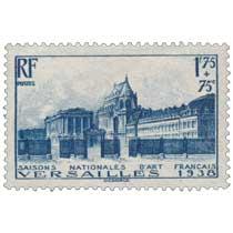 SAISONS NATIONALES D'ART FRANÇAIS VERSAILLES 1938