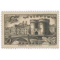 1916-1939 VERDUN PORTE CHAUSSÉE