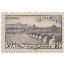 LYON Pont de la Guillotière