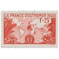 LA FRANCE D'OUTREMER 1940