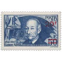 CLÉMENT ADER 1841-1925 PRÉCURSEUR DE L'AVIATION