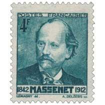 MASSENET 1842-1912