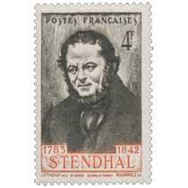 STENDHAL 1783-1842