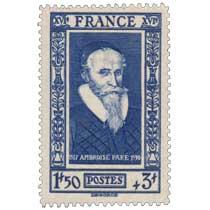 AMBROISE PARÉ 1517-1590