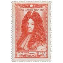 LOUIS XIV 1638-1715
