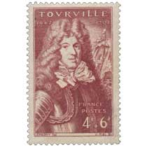 TOURVILLE 1642-1701