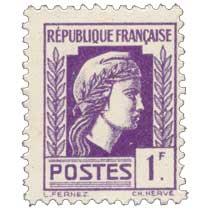 Sans légende particulière - Marianne d'Alger