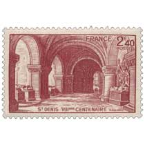 ST DENIS VIIème CENTENAIRE