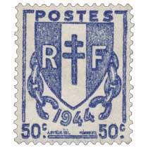 1944 - type chaînes brisées