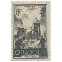 ORADOUR JUIN-1944