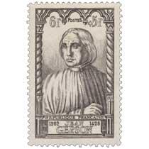 JEAN GERSON 1362-1428