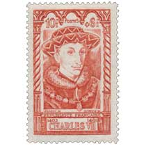 CHARLES VII 1403-1461