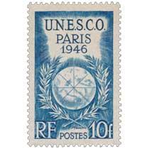 U.N.E.S.C.O. PARIS 1946
