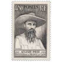 AUGUSTE PAVIE 1847-1925 PIONNIER DE LA FRANCE AU LAOS