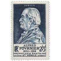 ALFRED FOURNIER 1832-1914 PROPHYLAXIE SANITAIRE ET MORALE
