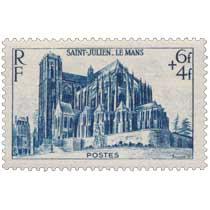 SAINT-JULIEN - LE MANS