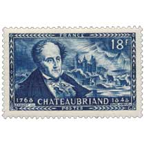 CHATEAUBRIAND 1768-1848