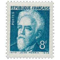 JEAN PERRIN 1870-1942